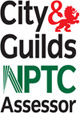 City and Guilds NPTC Assessor